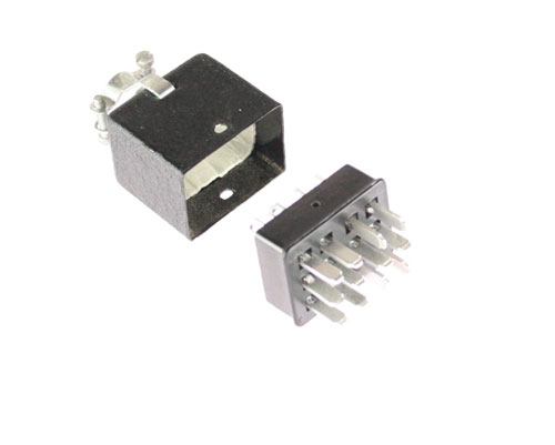Picture of P-312-CCT CINCH connector Industrial Plugs