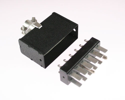 Picture of P-412-CCT CINCH connector Industrial Plugs