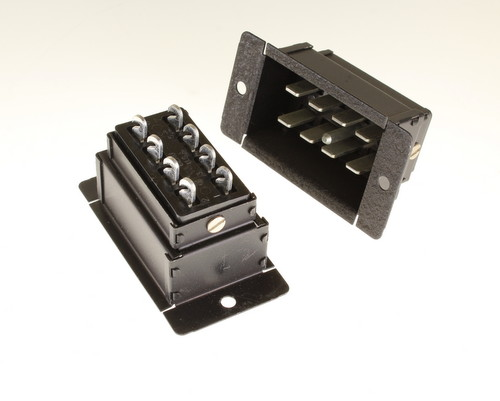 Picture of P-5408-DB BEAU connector Industrial Plugs
