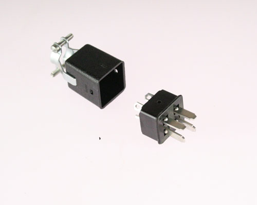 Picture of P-304-CCT CINCH connector Industrial Plugs