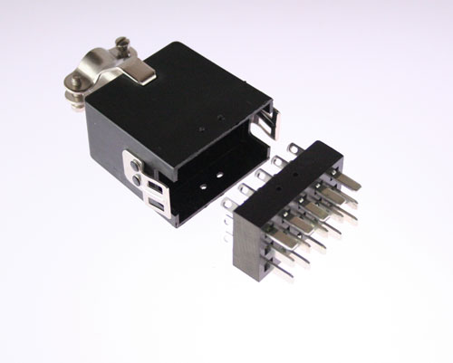 Picture of P-3315-CCT-K BEAU connector Industrial Plugs