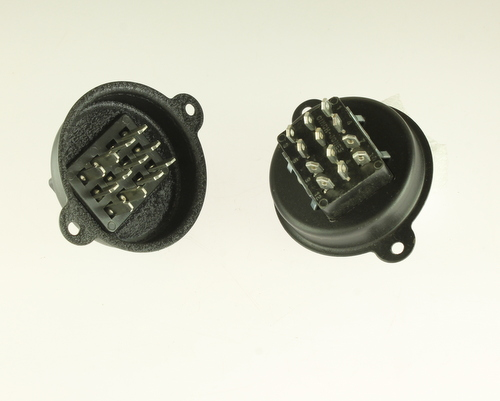 Picture of P-312-RP CINCH connector Industrial Plugs