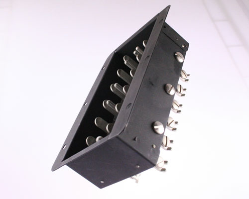 Picture of P-512-DB CINCH connector Industrial Plugs