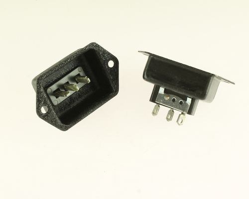 Picture of P-303-DB CINCH connector Industrial Plugs