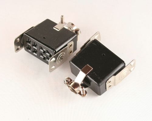 Picture of S-3308-CCT-L BEAU connector Industrial Sockets