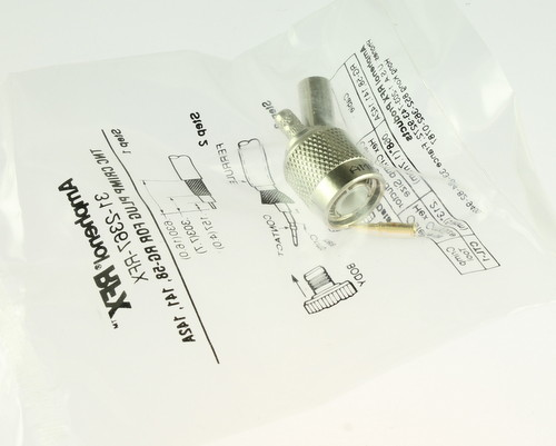 Picture of 031-2367 AMPHENOL RF connector RF - Coaxial Plugs