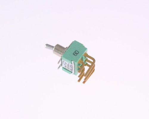 Picture of MTM206N-RA ALCO switch Toggle  Miniature