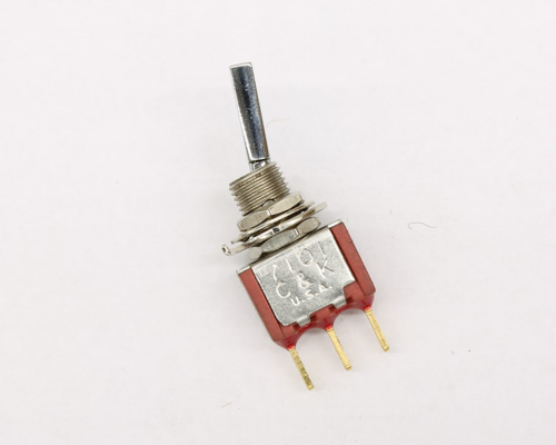 Picture of 7101P3YCBE C&K switch toggle  miniature