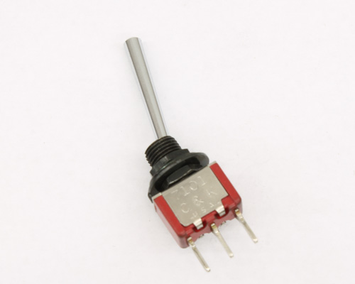 Picture of 7101LYCQ C&K switch toggle  miniature