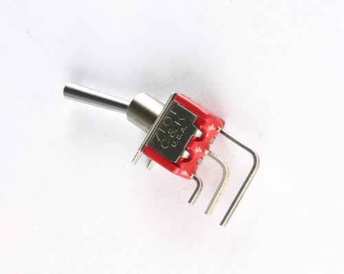 Picture of 7101L2D9AV2QE C&K switch toggle  miniature