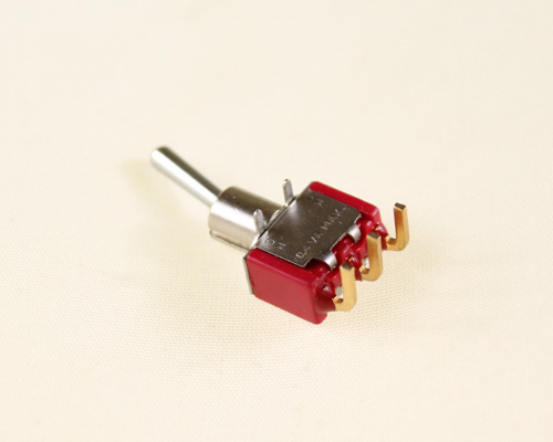 Picture of 7101SD9ABE C&K COMPONENTS switch toggle  miniature