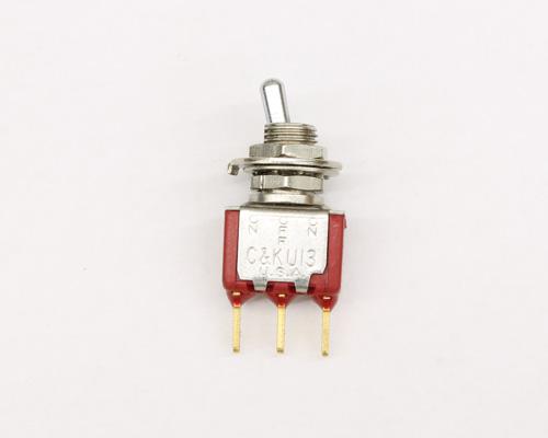 Picture of U13MHCBE C&K switch toggle  miniature