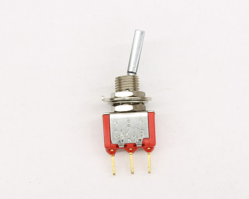 Picture of U11P3YCGE C&K switch toggle  miniature