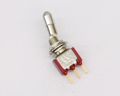 Picture of 7101KCBE C&K switch toggle  miniature