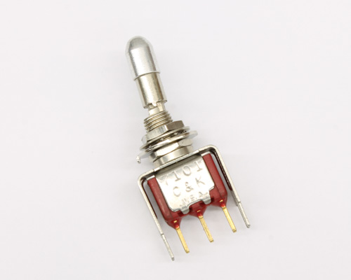 Picture of 7101KV30BE C&K switch toggle  miniature