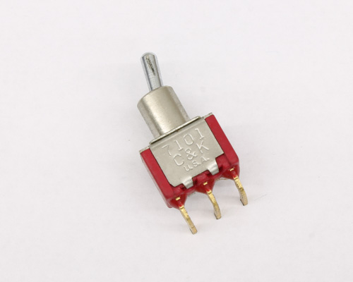 Picture of 7101MD9ABE C&K switch toggle  miniature