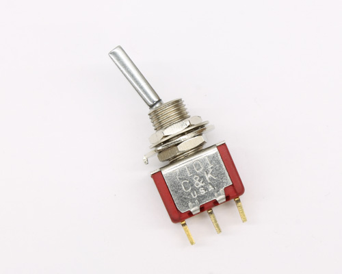 Picture of 7101P3YZG C&K switch toggle  miniature