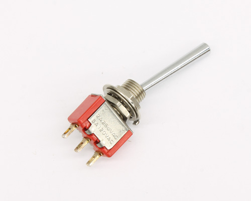 Picture of 7101LYZQ C&K switch toggle  miniature