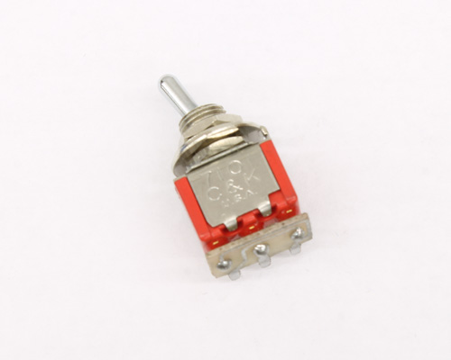 Picture of 7101MDRB C&K switch toggle  miniature