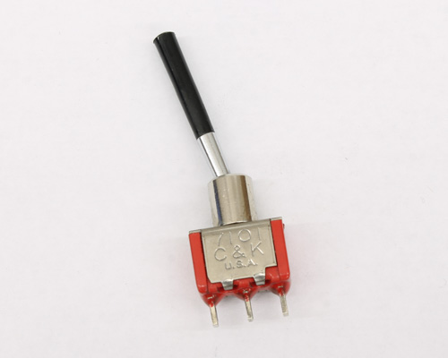Picture of 7101L3D9ZQE C&K switch toggle  miniature