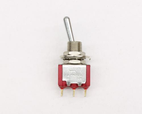 Picture of U11SYZQE C&K switch toggle  miniature