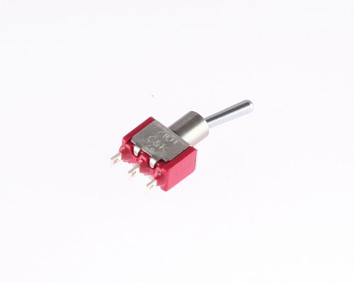 Picture of 7101SD8ZQE C&K switch toggle  miniature