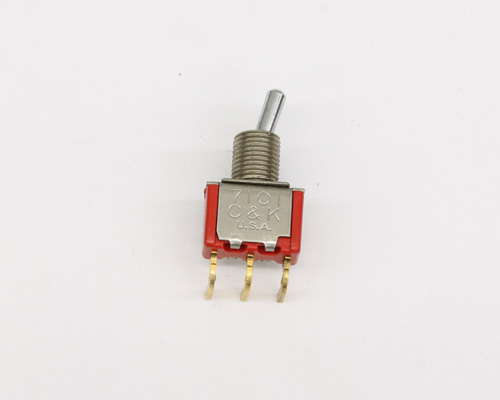 Picture of 7101MYABE C&K switch toggle  miniature