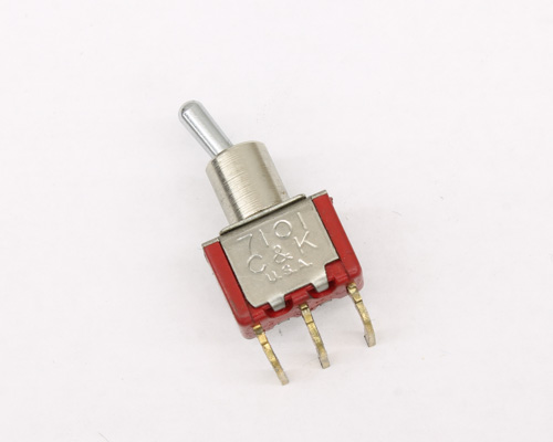 Picture of 7101MD9AB C&K switch toggle  miniature
