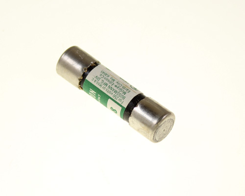 Picture of FNM-1 8/10 EATON BUSSMANN fuse 1.8A 250V Cartridge 0.4x1.5in Time Delay