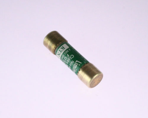Picture of KTN 15 Bussmann fuse 15A 250V Cartridge 0.56x2in Fast Acting
