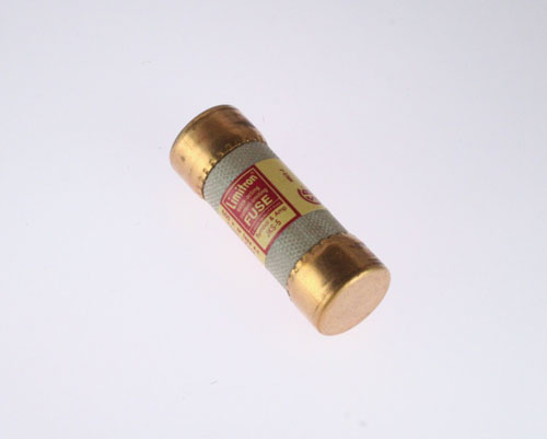 Picture of cartridge 0.81x1.56in fast acting fuses.