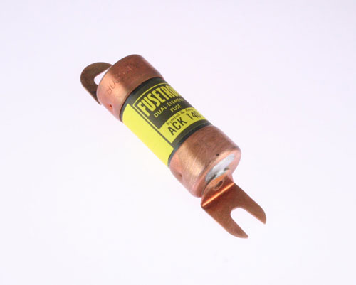 Picture of cartridge stud mounted fuses.