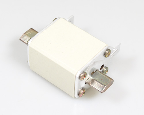 Picture of NH00M125 LITTELFUSE fuse 125A 500V knife blade