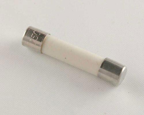 Abc 1 1 2 Bussmann Fuse 1 5a 250v Cartridge 0 25x1 25in