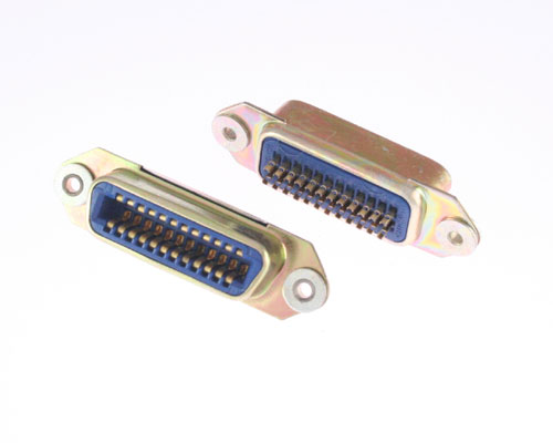 Picture of 57-20240-1 Amphenol connector Industrial Ribbon Receptacle