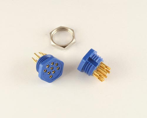 Picture of 126-013 Amphenol-WPI connector Industrial Sockets
