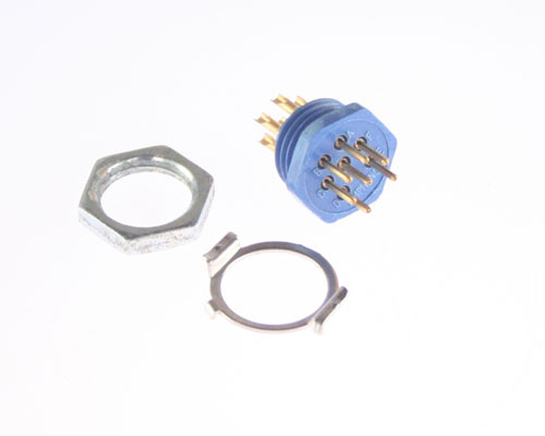 Picture of 126-197 Amphenol-WPI connector Industrial Plugs