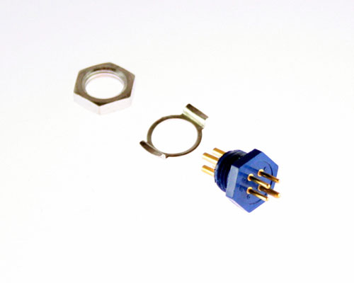 Picture of 126-214 Amphenol-WPI connector Industrial Plugs