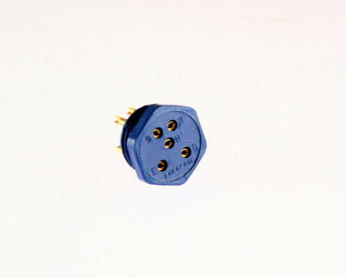 Picture of 126-1085 Amphenol-WPI connector Industrial Sockets