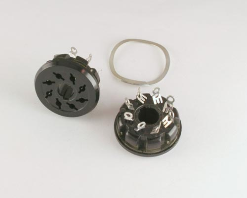 Picture of 78S8 WIRE-PRO connector Industrial Sockets