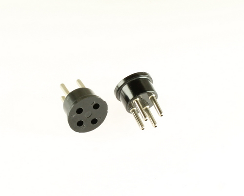 Picture of 86-71-4S WIRE-PRO connector Industrial Plugs