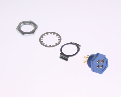 Picture of 126-215-1002 Amphenol-WPI connector Industrial Sockets