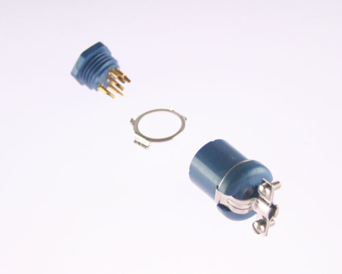 Picture of 126-223-1000 Amphenol-WPI connector Industrial Sockets