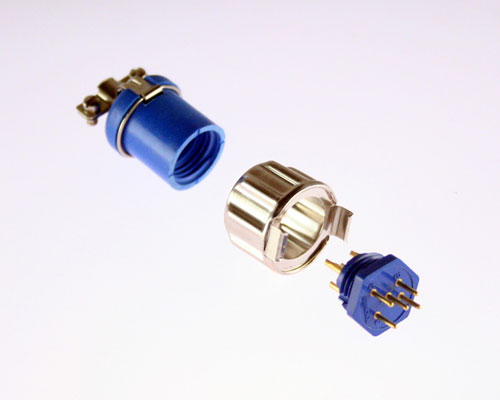 Picture of 126-217 Amphenol-WPI connector Industrial Plugs