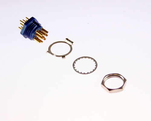 Picture of 126-219-1000 Amphenol-WPI connector Industrial Plugs