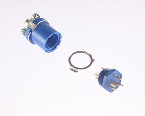 Picture of 126-217-1000 Amphenol-WPI connector Industrial Plugs
