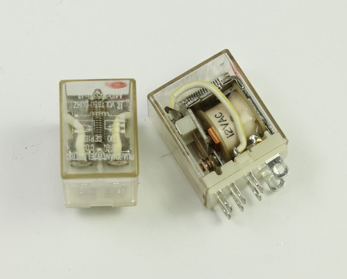 A41036537112 by GUARDIAN ELECTRIC relay DPDT 12VAC 13A 2034000455