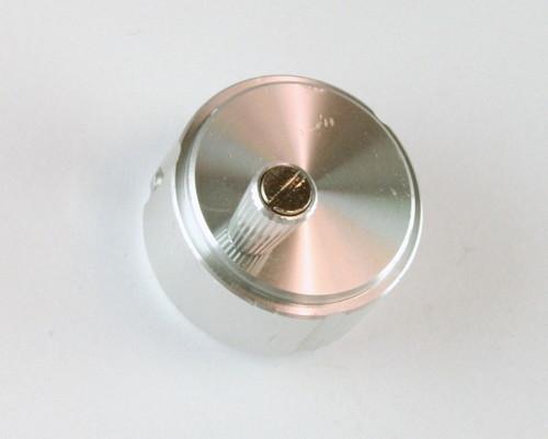 """Picture of K1255AS 1/4"""" ALCO knob aluminum Crank"""