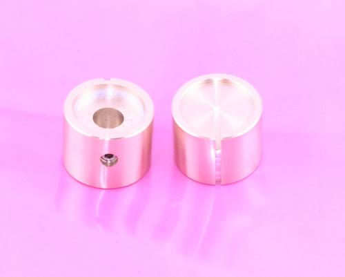 Picture of KHF700G 1/4' ALCO knob aluminum Plain Body