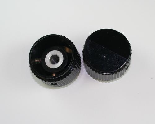 Picture of 125-2-2 LECOR knob phenolic Knurled